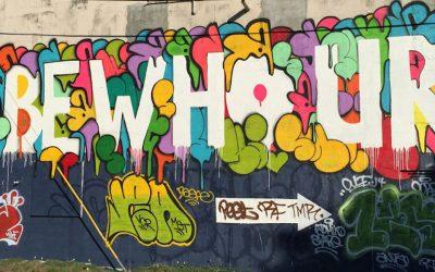URNewYork, Splashing The East Village With Living Art