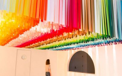 Why The Color Factory Pop-Up Exhibition Will Put A Smile On Your Face