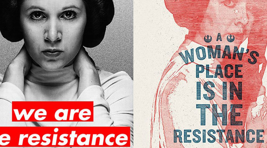 The Resistance Is Female And The Phone Booths Know It